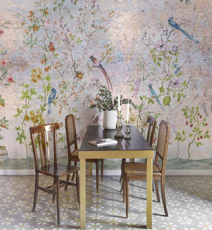 Wall Mural Ideas