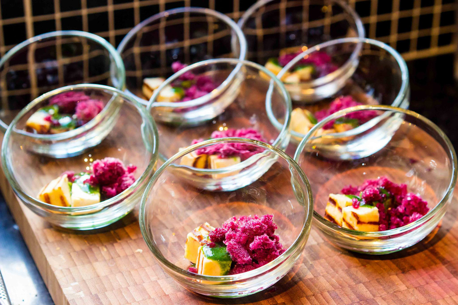 The Walled Gardens Supper Club, Manchester