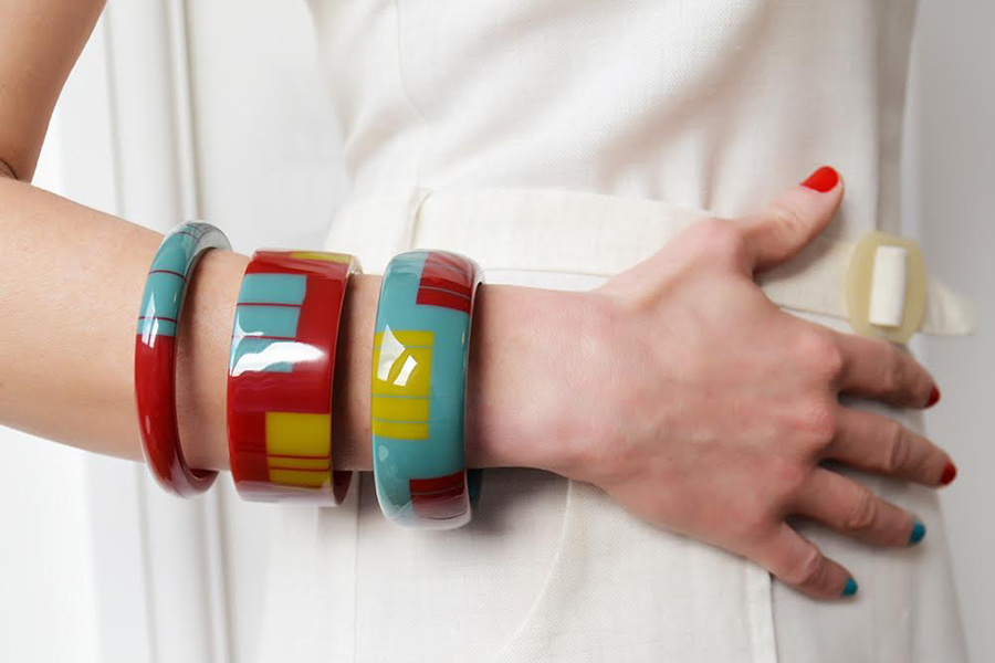 Zazou Cuffs and Bangles