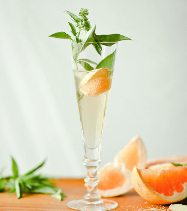 Non-Alcoholic Cocktail For Baby Shower