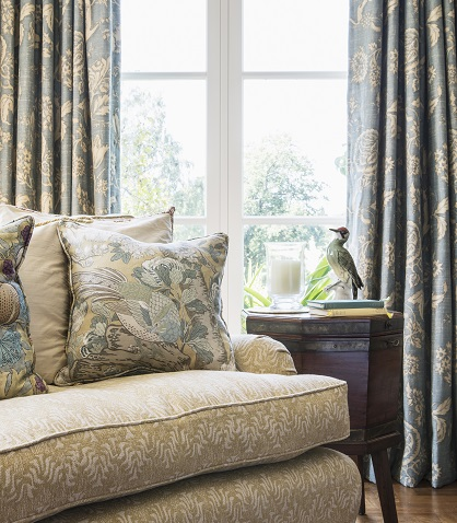 Made To Measure Curtains, Blinds & Cushions