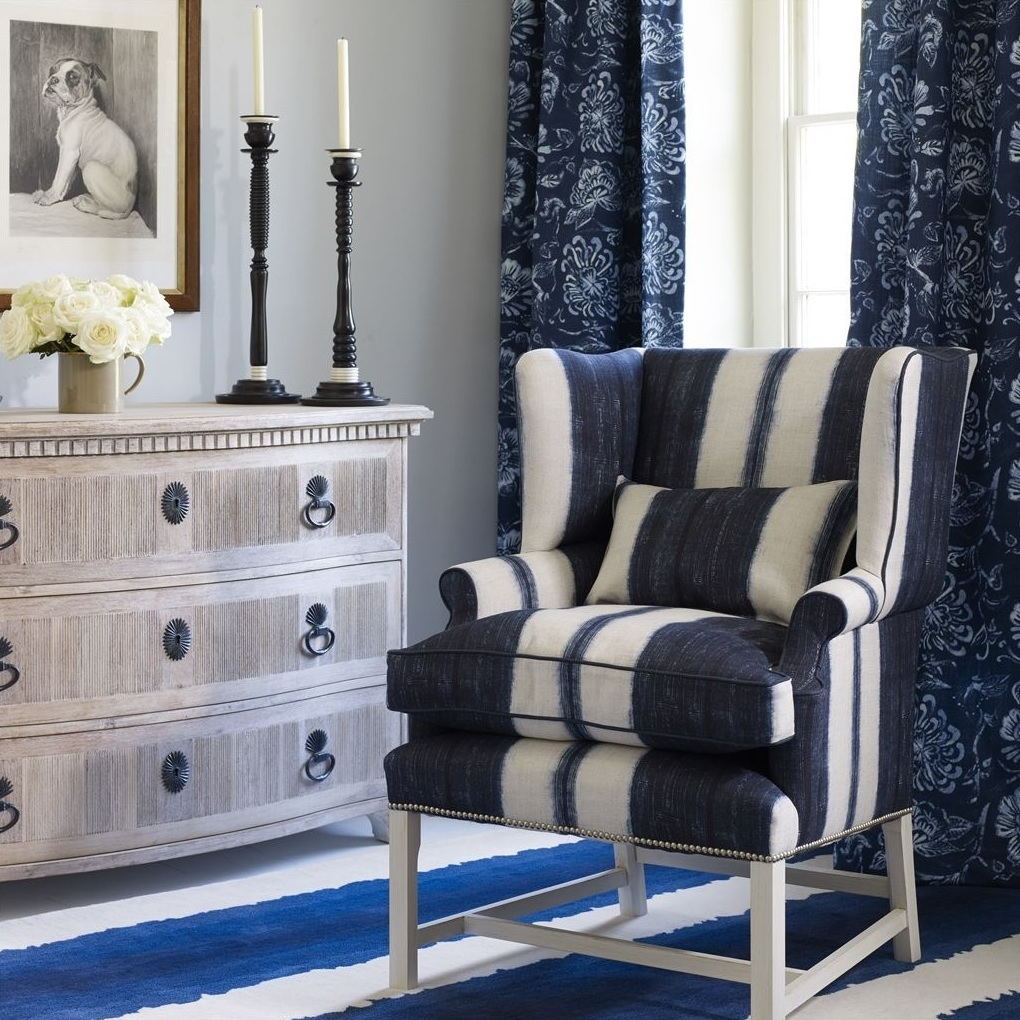 How to Use Striped Fabric