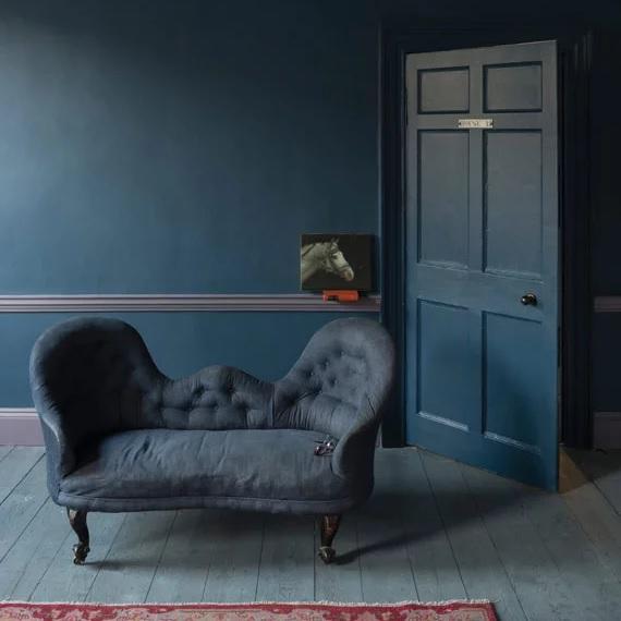 Blue Interior Design Ideas
