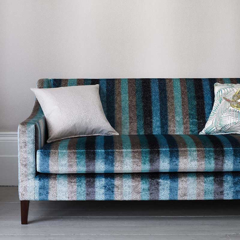 How to Decorate with Velvet Fabric