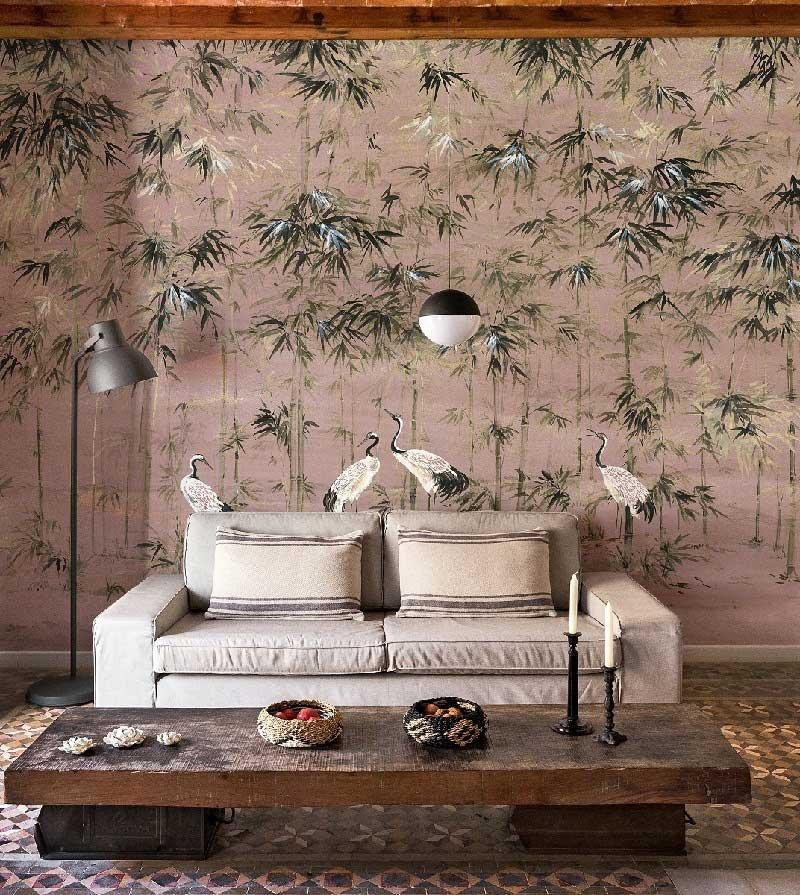 Blush Pink Room Decor
