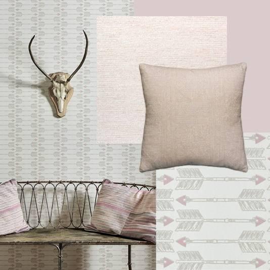 Blush Pink Room Decor Ideas