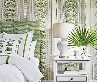 Savoy Fabrics & Wallpapers by Anna French