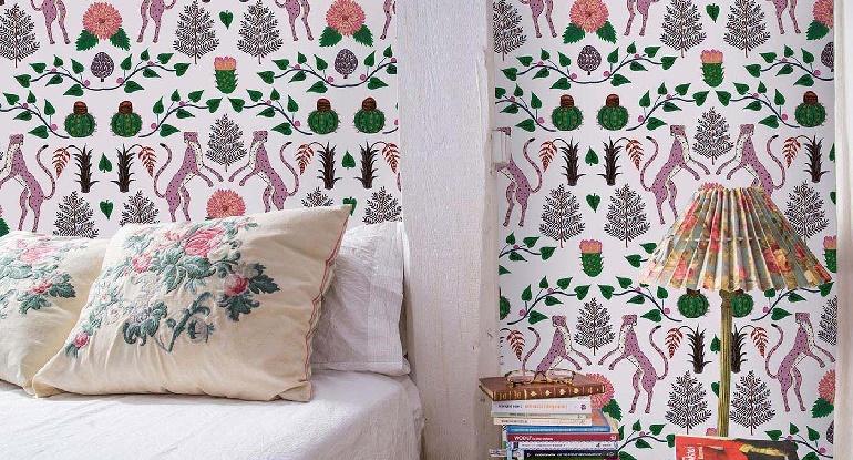 Designer Wallpaper at F&P Interiors