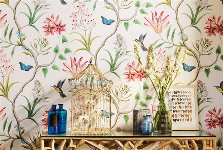 Sanderson Wallpaper Shop Online