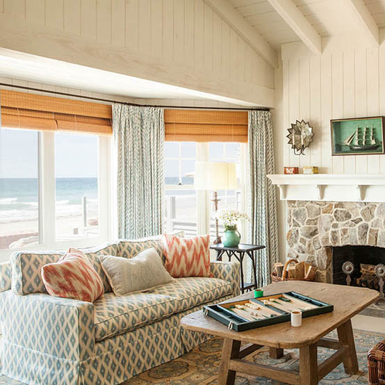 Interior Design Ideas for homes beside the sea