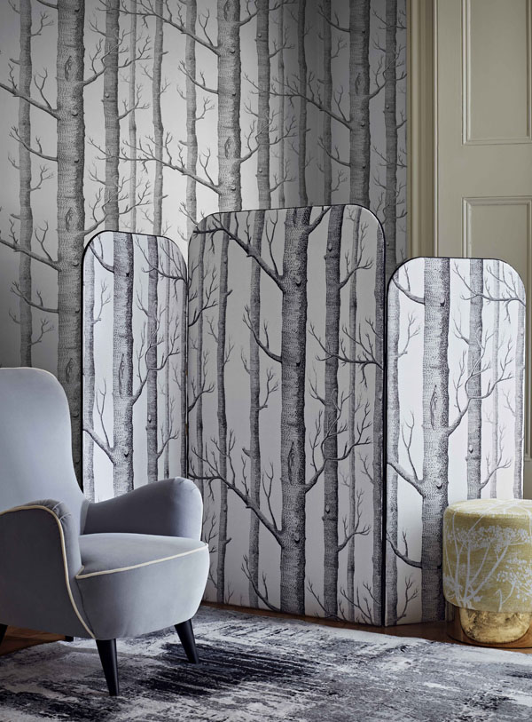 Icons Wallpaper Collection by Cole & Son | F&P Interiors