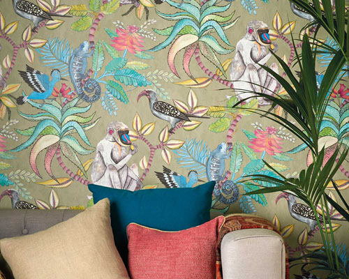 Cole & Son Wallpapers and Fabrics