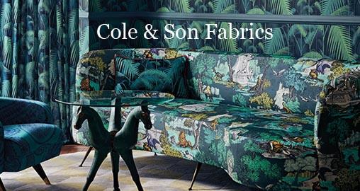 Cole & Son Fabrics