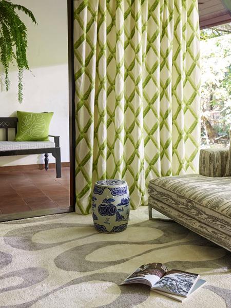 Decoupage Linen Fabric