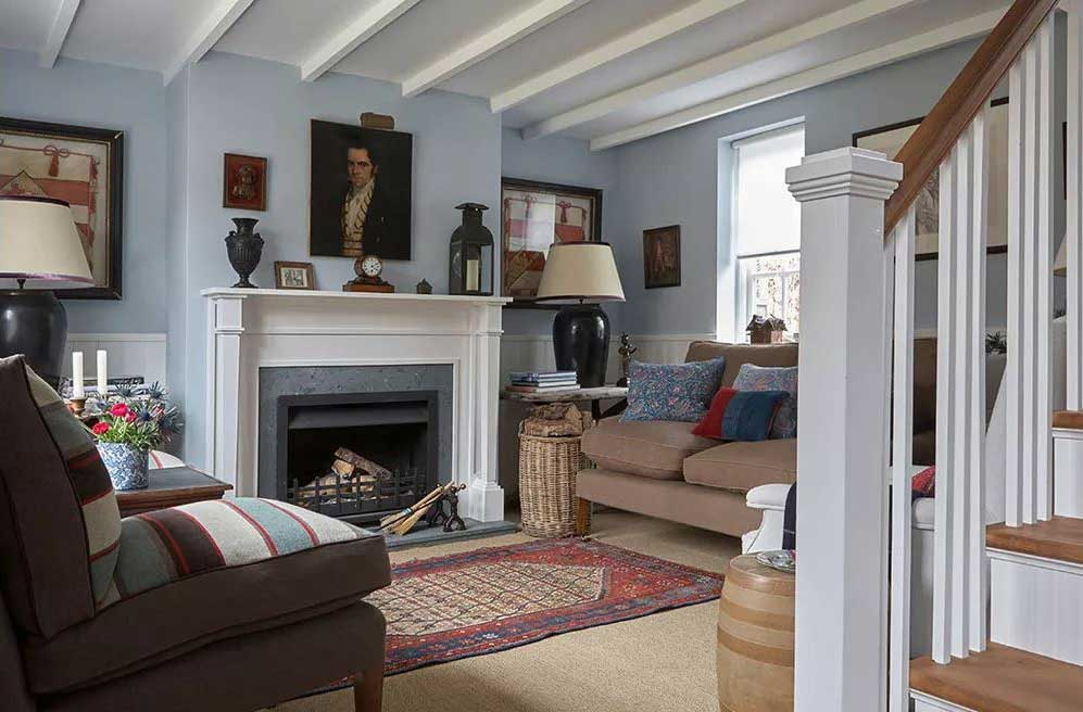 Cosy Sitting Room Ideas Country Cottage Interior Design Ideas