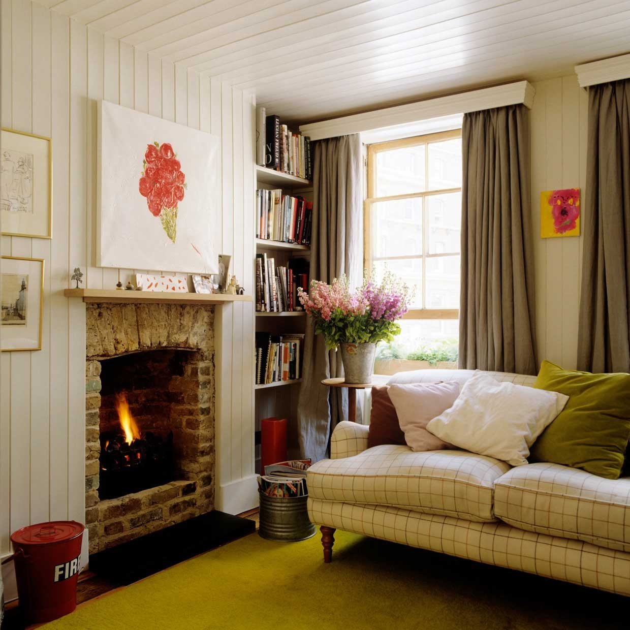 Small Cottage Living Room Ideas Interior Design