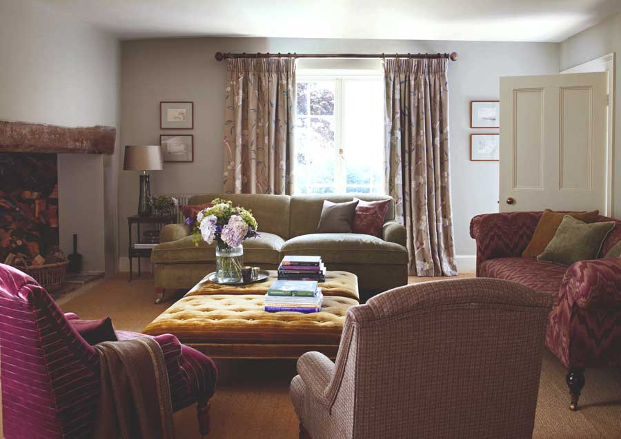 Traditional Cottage Decorating Ideas