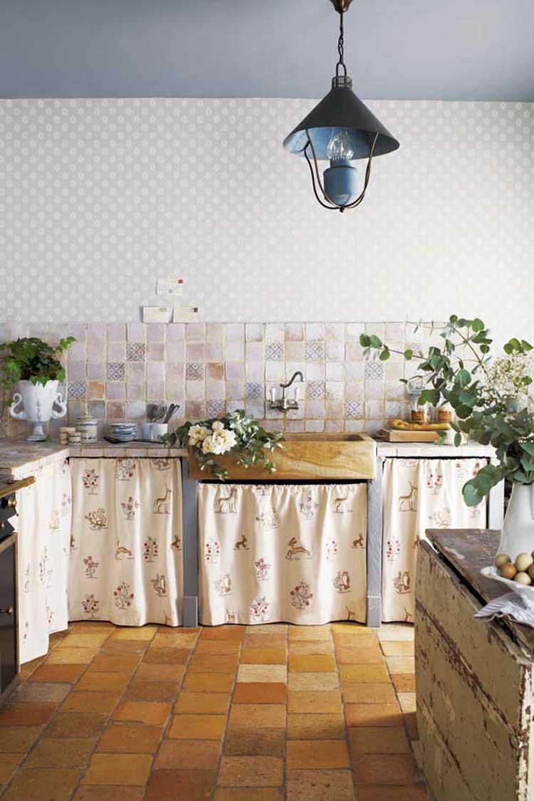 Cottage Kitchen Decor Ideas Interior Design