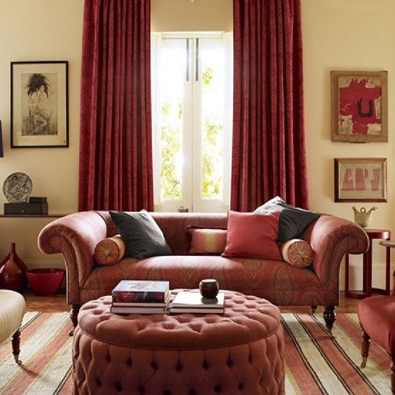 Interior Design Ideas for the more Traditional home