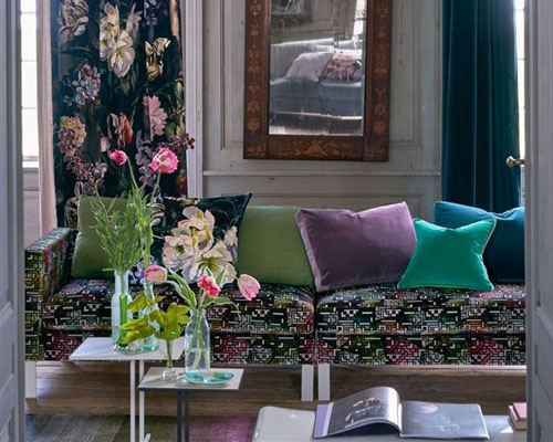 Designers Guild Fabric, Wallpaper and Accessories