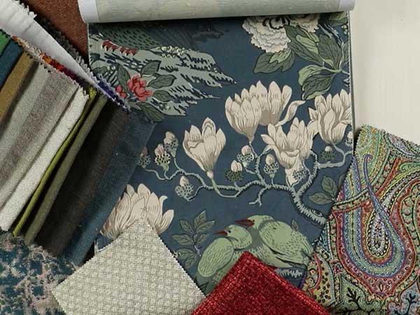GP & J Baker Fabrics and Wallpapers
