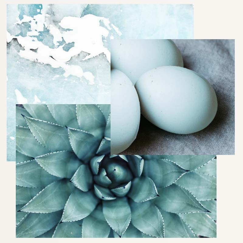 Duck Egg Blue Room Inspiration