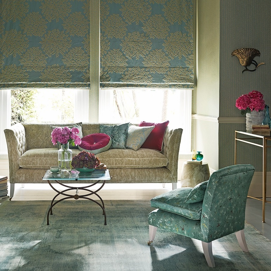 Duck Egg Blue Room Inspiration