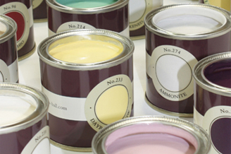 Farrow & Ball Paint Card