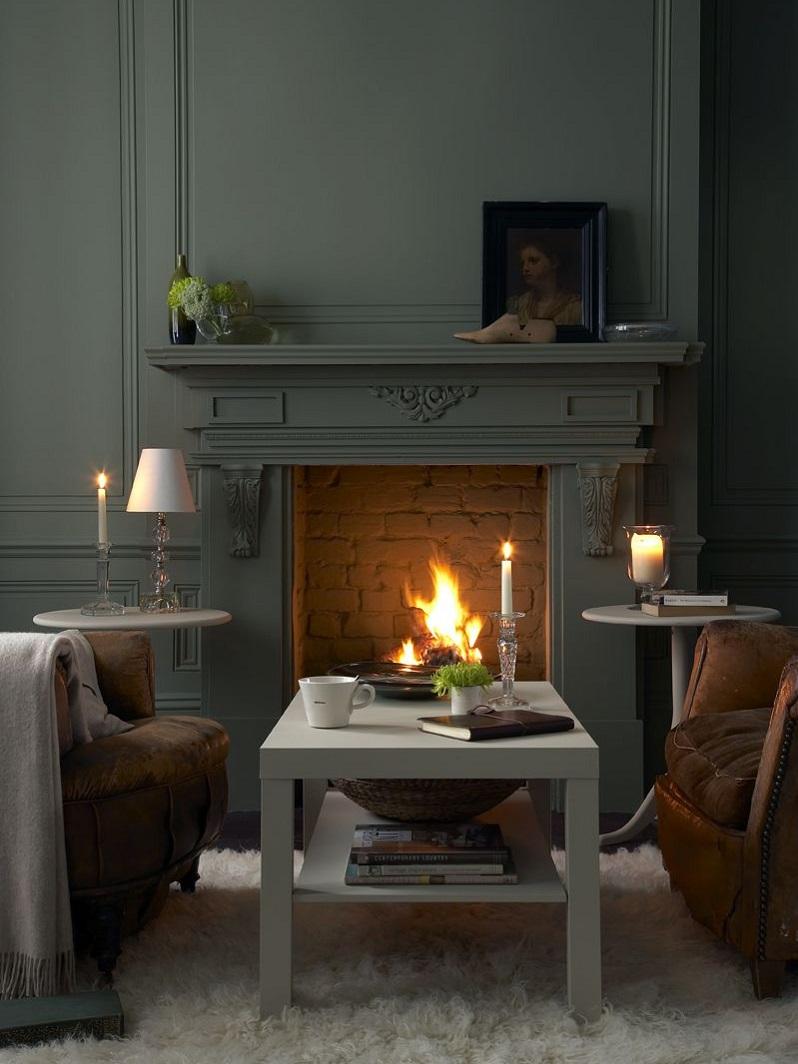 Fireplace Design Ideas For Winter Interior Design