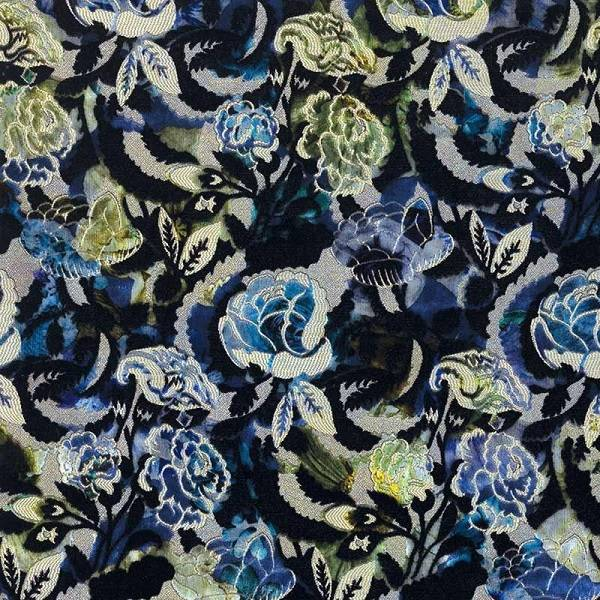 Patterned Velvet
