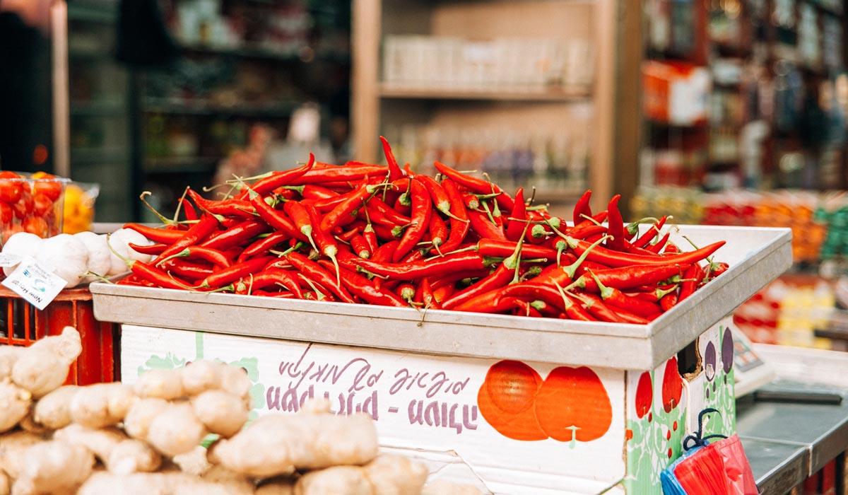 London Festival of Heat, Red Market
