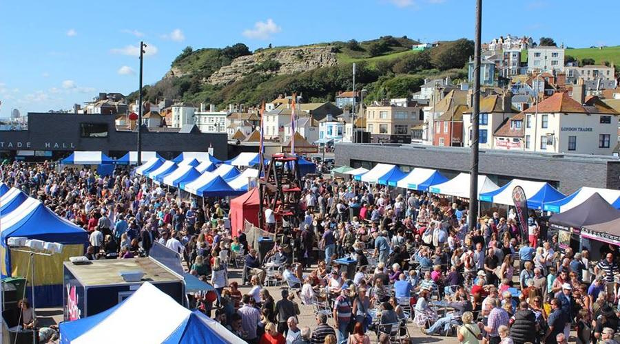 Best Food Festivals UK