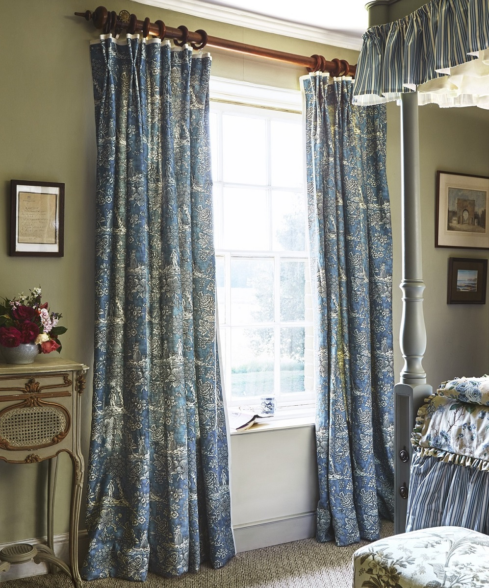 French Toile De Jouy Fabric Ideas