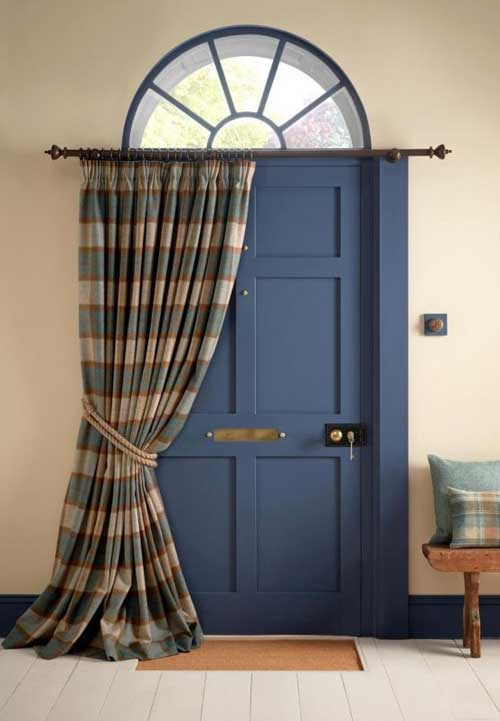 Door Curtain Ideas
