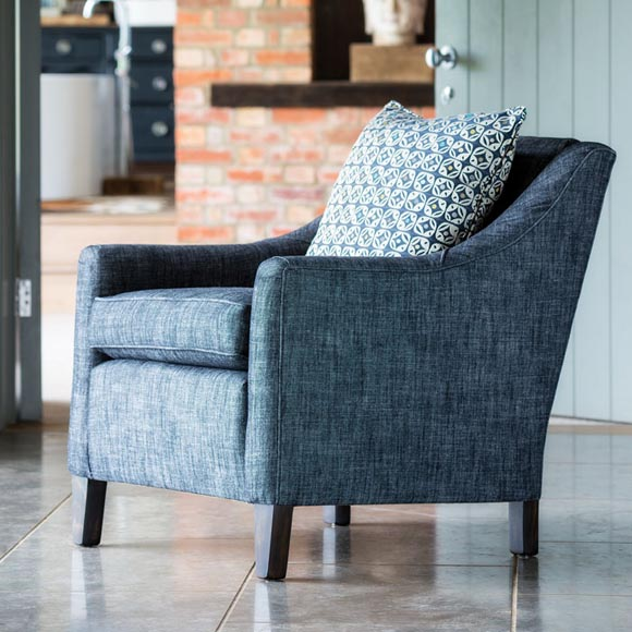 Sofas, Armchairs and Stools made to order