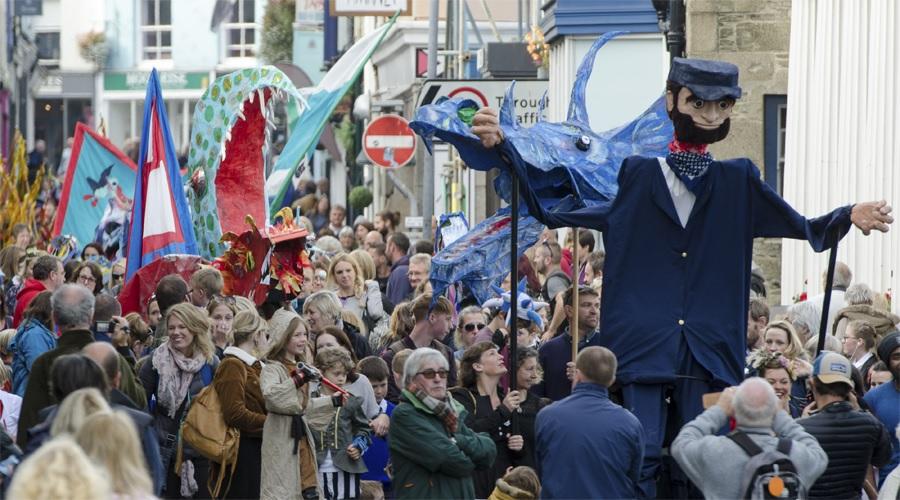 Best Seafood Festivals UK