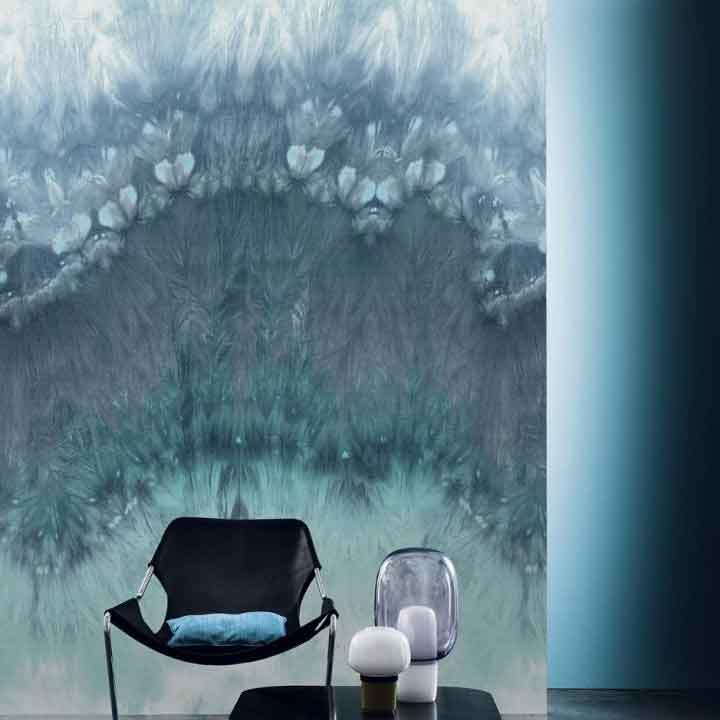 Seascape Wallpaper and Fabric