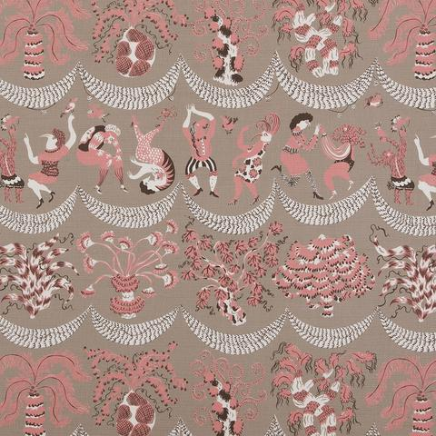 Forest Jig Fabric by Ellie Curtis