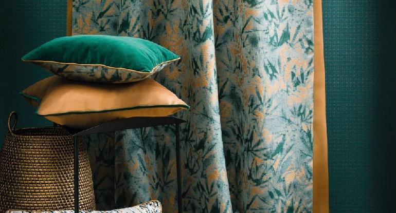 Designer Fabrics at F&P Interiors