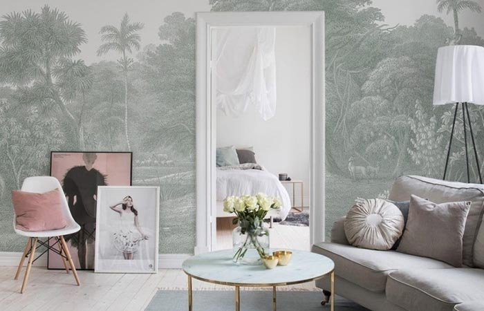 Mural Wallpaper