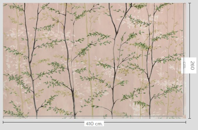 How To Measure For A Bespoke Mural Wallpaper