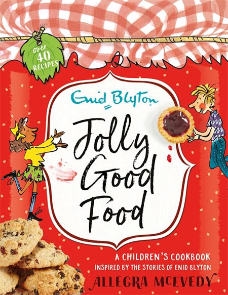 Jolly Good Food Cookbook for Children