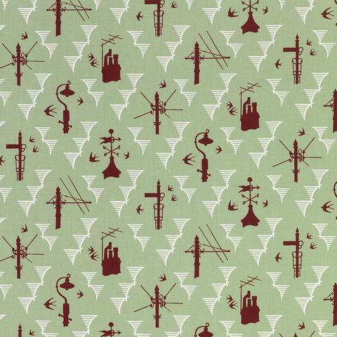 Kensal Rising Fabric
