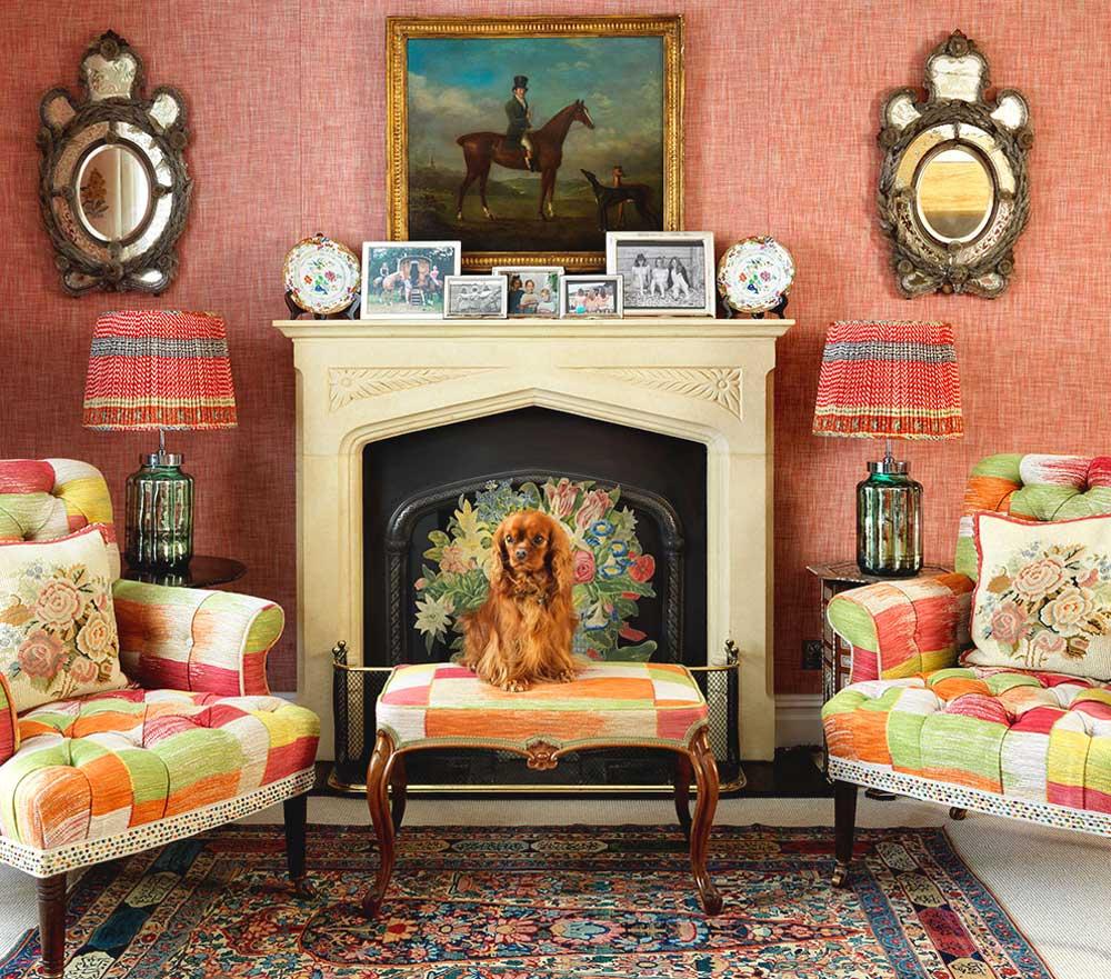 Multi-Colour Room Ideas