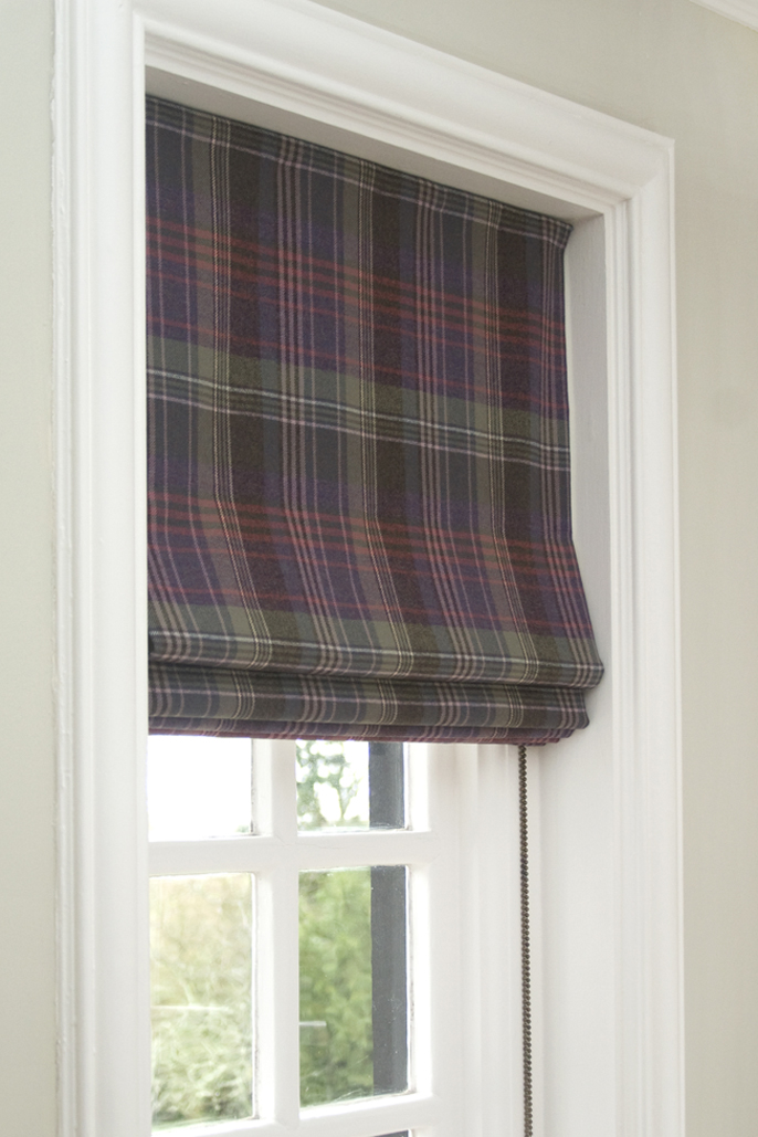 Made To Measure And Bespoke Roman Blinds F Amp P Interiors