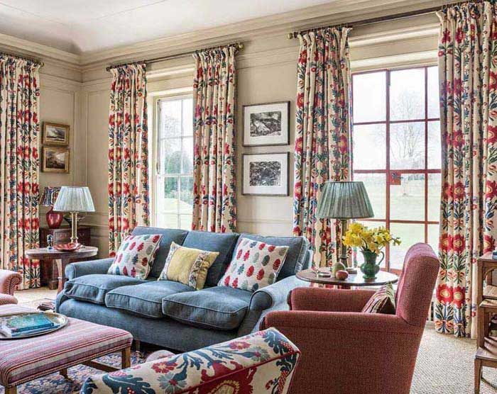 Made to Measure Curtains, Blinds and Upholstery