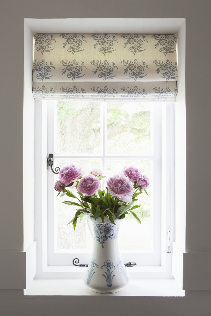 How to Measure for Roman Blinds
