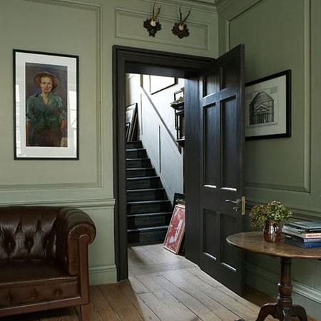 Masculine Interior Design
