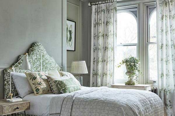 Modern Country Bedroom Inspiration