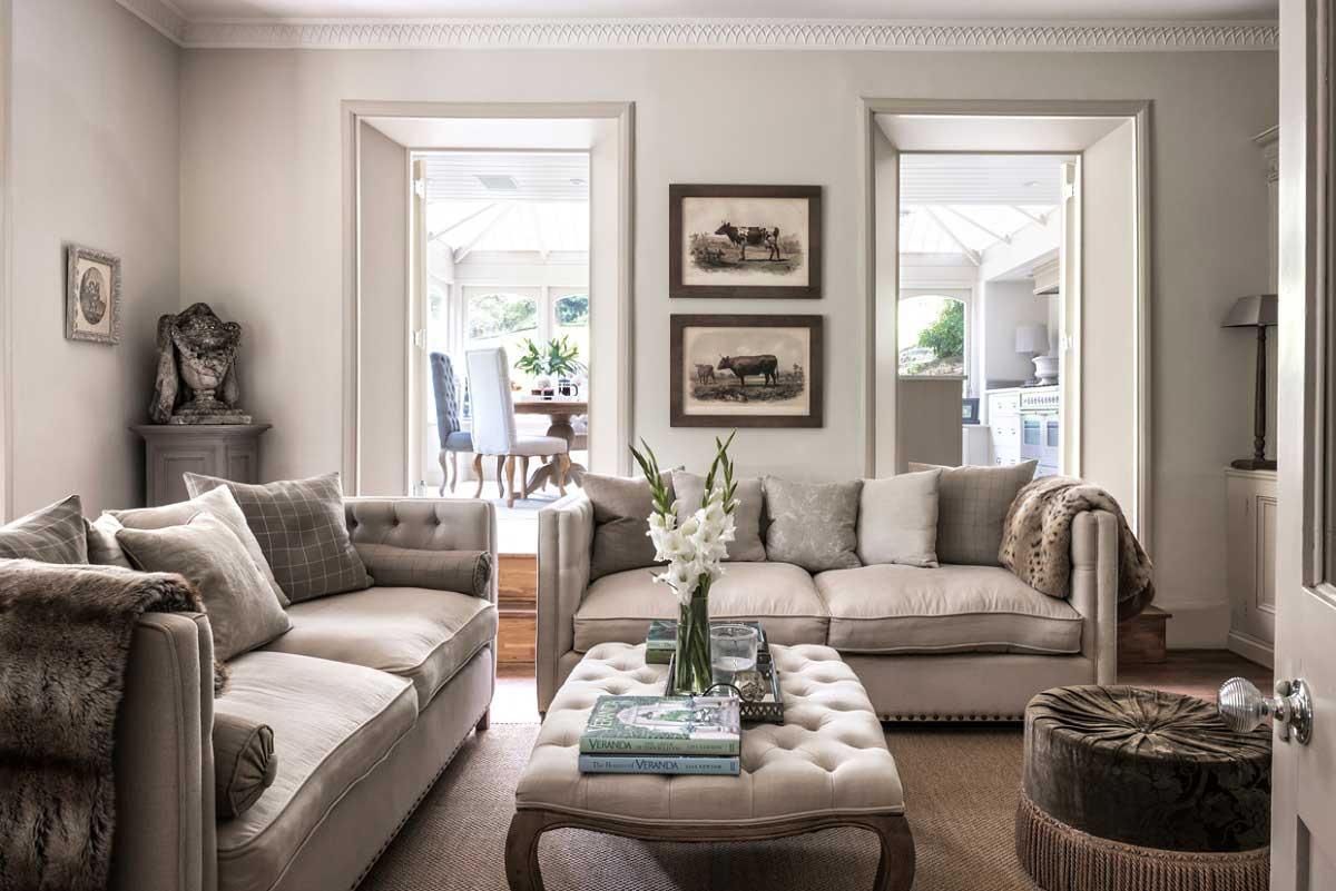 Modern Neutral Living Room Ideas Interior Design
